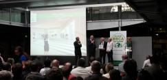 Green Office® Enjoy, plus grand immeuble de bureau labellisé BBCA en France