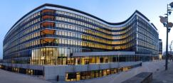 Unilever France has inaugurated its new Green Station Headquarters - Developed by Bouygues Immobilier