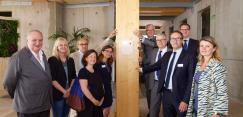Bouygues Immobilier et le groupe Caisse des Dépôts dévoilent en avant-première l'immeuble Green Office® ENJOY à Paris, plus grand immeuble tertiaire à énergie positive labellisé BBCA