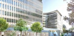 Unilever has laid the foundation stone of its future headquarters, Green Office® Rueil.